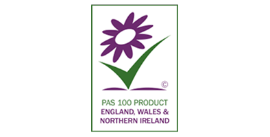 PAS100 Product England, Wales & Northern Ireland