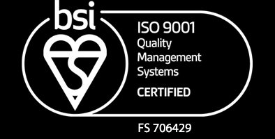 ISO9001 Quality Management Systems Certified